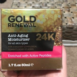 Gold Renewal 24K Face Mask